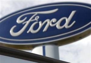 Компания Ford открыла завод в Китае