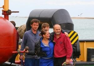 Моряки с затонувшего судна Василий: Нас видели другие суда, но на помощь не пришли