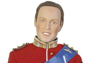 Британский регулятор запретил рекламу куклы принца Уильяма за недостоверность