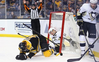NHL: Сухая победа Бостона, Оттава уступает Вашингтону