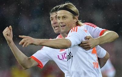 Тимощук выбрал Коноплянку и Месси в свою команду года