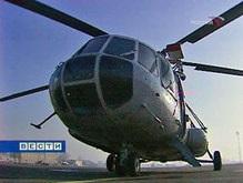 Российский вертолет потерпел крушение в Норвегии: трое погибли