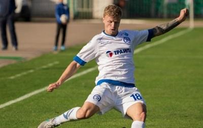 Динамо зимой может усилиться игроком молодежной сборной Беларуси