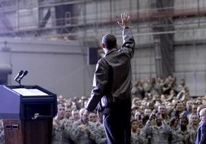 В 2012 году Белый дом намерен потратить на войну в Афганистане $110 млрд, в Ираке - $16 млрд