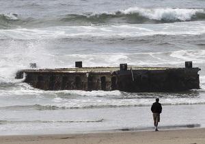 К берегам США прибило 165-тонный док из Японии