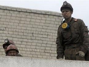 Пожар на шахте Россия потушен. Четверо горняков попали в ожоговый центр