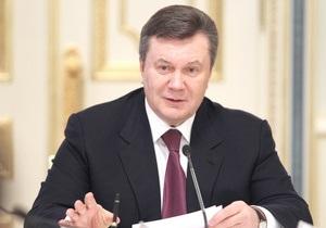 Янукович уволил ответственного за переговоры о Зоне свободной торговли с ЕС