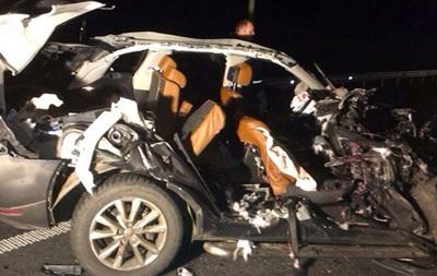 Смертельное ДТП на Полтавщине: грузовик столкнулся с двумя авто