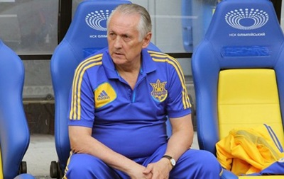 Официально: Фоменко повезет сборную Украины на Евро-2016