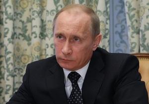 Путин потребовал тщательного расследования аварии на шахте Распадская
