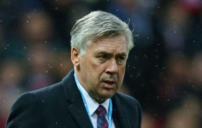 Анчелотти отказался возвращаться в Челси
