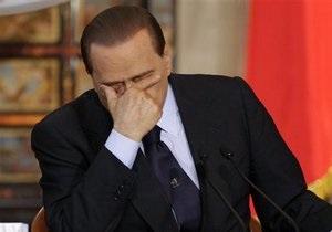 Ватикан выразил беспокойство в связи со скандалом вокруг Берлускони