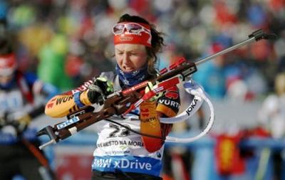 Биатлон: Далмайер побеждает в персьюте, лучшая из украинок - 22