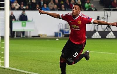Мартиаля признали лучшим молодым игроком Европы