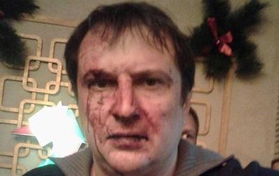 В Днепропетровске полицейского винят в избиении посетителей бара