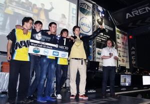 TECHLABS CUP UA 2011: знакомые герои – новые победы
