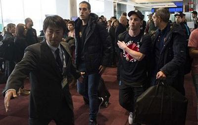 Аргентинские болельщики плюнули в аэропорту в Лионеля Месси