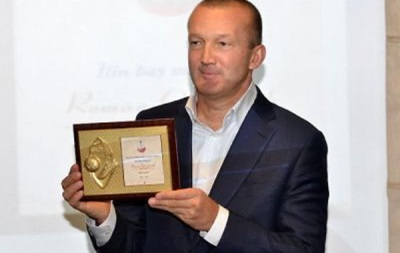Григорчук - тренер года в Азербайджане