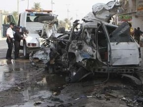 В Ираке смертник атаковал кортеж министра: погибли девять человек