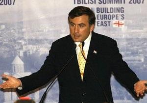 Саакашвили не получил приглашения на инаугурацию Лукашенко