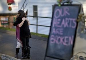 Трагедия в Ньютауне не переубедила сторонников оружия