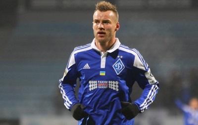 Реал может усилится Андреем Ярмоленко