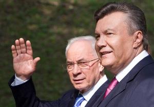 Азаров удивлен, как можно не почувствовать  покращення : Стабильность реально достигнута