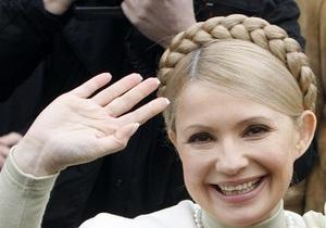 Тимошенко: Я обсудила с фракцией НУ-НС объединение демократических сил