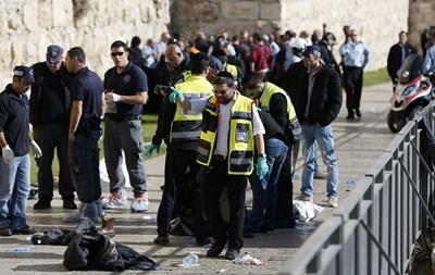 Из-за теракта в Израиле перенесли встречи Порошенко