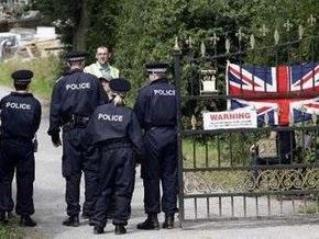 В Британии орудуют преступники в парандже