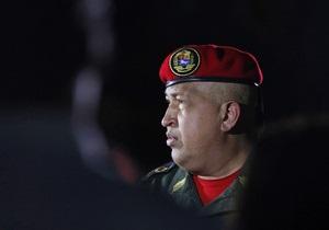 Власти Венесуэлы наградили кубинских врачей, лечивших Чавеса