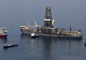 ВР ежедневно откачивает из аварийной скважины пять тысяч баррелей нефти