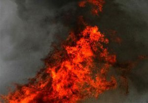 В Перми сгорел склад: погибли восемь человек