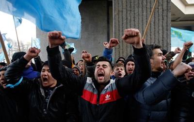 Организатор блокады Крыма: Нас поддерживает Турция