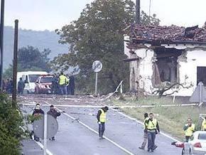 На севере Испании прогремел взрыв у офиса правящей партии