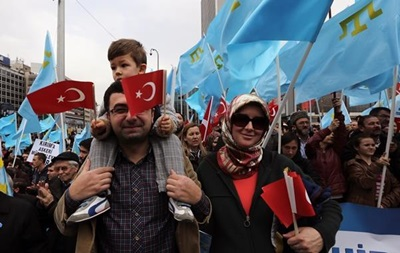 В Крыму винят Турцию в помощи украинским радикалам