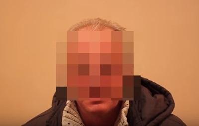 Задержан сепаратист, сбивший самолет - СБУ