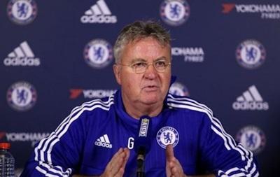 Хиддинк в этом сезоне намерен с Челси выиграть Лигу чемпионов и Кубок Англии