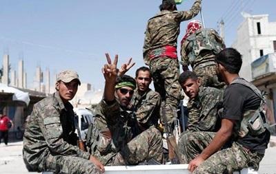 Повстанцы в Сирии отбили стратегически важную плотину