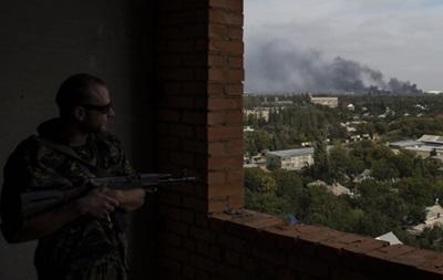 Сутки в АТО: обстрелы под Горловкой и Донецком