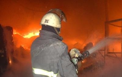 На Вінниччині під час пожежі вхлібопекарні постраждали шестеро людей