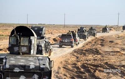 Иракские войска вошли в правительственные здания Рамади