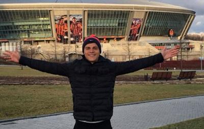 Игроки Шахтера и Зари побывали на оккупированном Донбассе