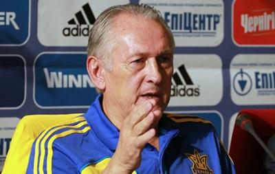 Фоменко: Шутил, когда говорил, что задача сборной - победа на Евро-2016