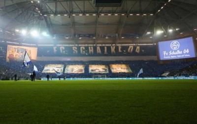 Болельщики немецкого клуба устроили шикарный перфоманс с историей клуба