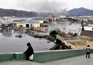 Число жертв землетрясения в Японии достигло 9,7 тысяч