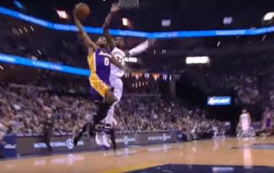Смертельный блок-шот от игрока Мемфиса - лучший момент дня в НБА