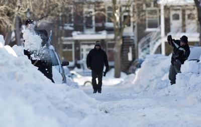 В Канаде создали снегоуборочный сервис по модели Uber