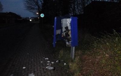 В Германии погиб мужчина, пытаясь ограбить автомат с презервативами