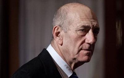 Cуд сократил тюремный срок экс-премьеру Израиля